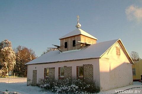 Храм cвятителя Николая Чудотворца д. Межа