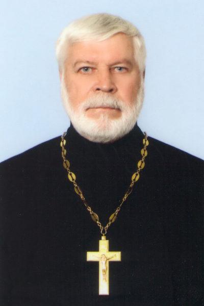 Скончался настоятель храма Святой Живоначальной Троицы г. Дубровно протоиерей Владимир Шавня