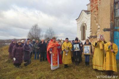 В Никольском храме деревниМакаровщинаотметили престольный праздник