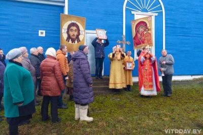В деревне Черейщина отметили престольный праздник храма