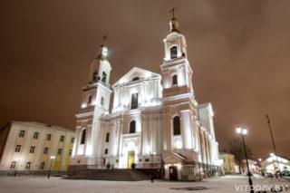 Всенощное бдение состоится 6 января в 17:00. Божественные литургии состоятся 7 января в 00:00и в 10:00. Литургиюс6на 7 января возглавит архиепископ Витебский и Оршанский Димитрий. 7 января в 11:30 будет совершен молебен. Адрес: г. Витебск, ул. Крылова, 9.