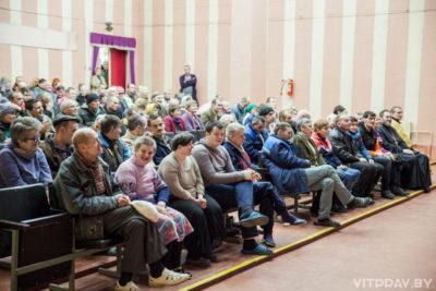 В Максимовском психоневрологическом доме-интернате прошел Рождественский концерт