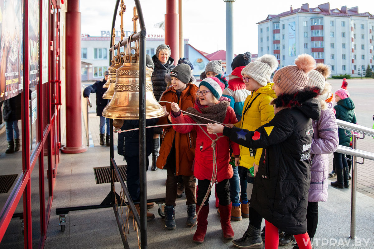 Фестиваль «Свет Вифлеемской звезды» в Городке. Фоторепортаж
