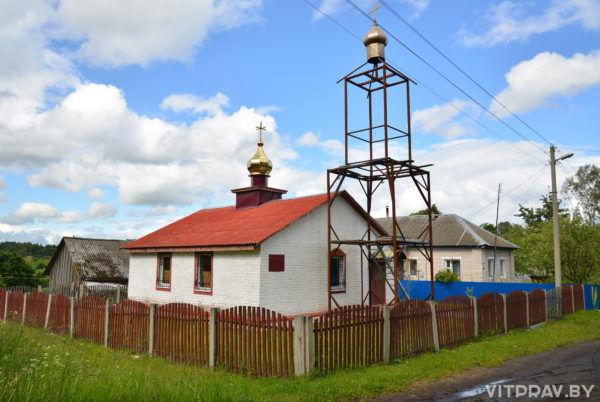 Храм cвятителя Николая Чудотворца, аг. Велешковичи