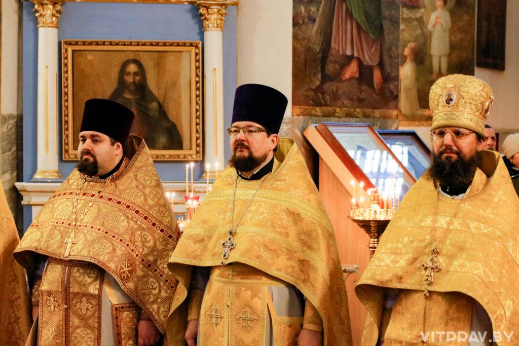 Представители Витебской духовной семинарии приняли участие в торжествах по случаю актового дня Минской духовной семинарии
