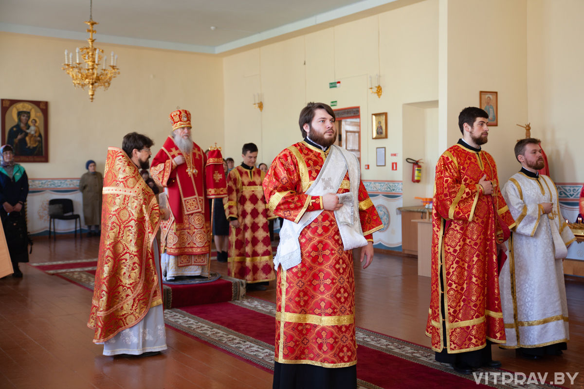 Архиерейское богослужение в день памяти святых равноапостольных Мефодия и Кирилла, учителей Словенских
