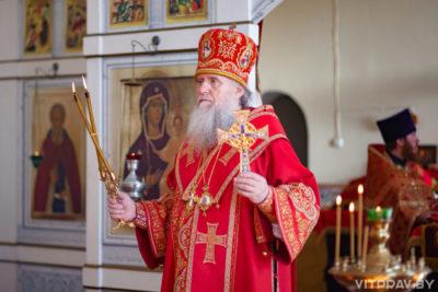 В Витебской духовной семинарии отметили престольный праздник
