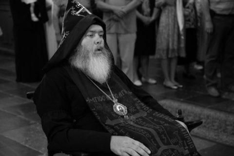 Отошел ко Господу схиепископ Дятловский Петр
