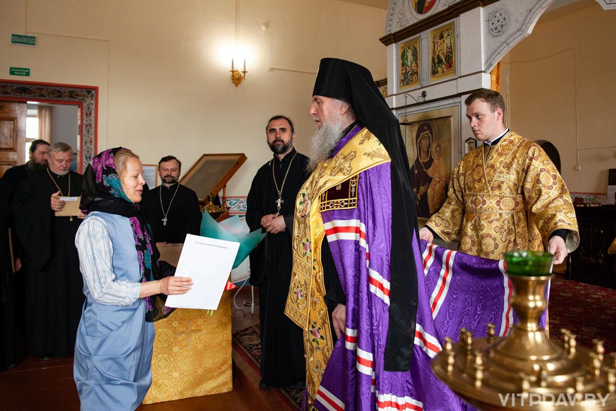 Выпускной в Витебской духовной семинарии в 2020 году