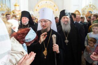 Митрополит Минский и Заславский Вениамин, Патриарший Экзарх всея Беларуси, 1 октября посетит Витебск