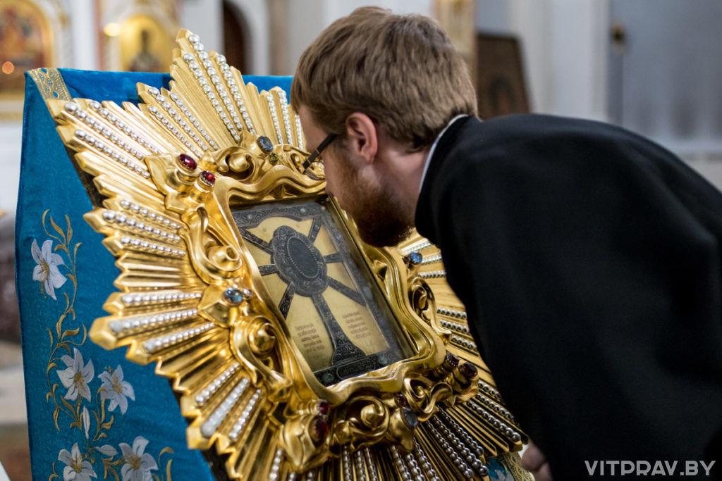 В Витебск прибудет икона Божией Матери «Жировицкая»