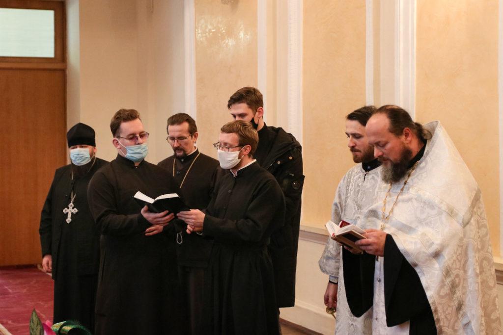 Клирики Витебской епархии совершили отпевание экс-ректора Витебского государственного университета имени П. М. Машерова