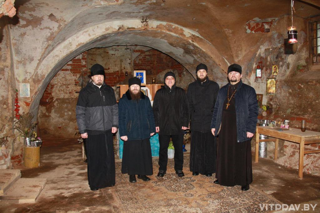 В Оршу вернулась святыня, которая еще в дореволюционные годы хранилась в одном из храмов города
