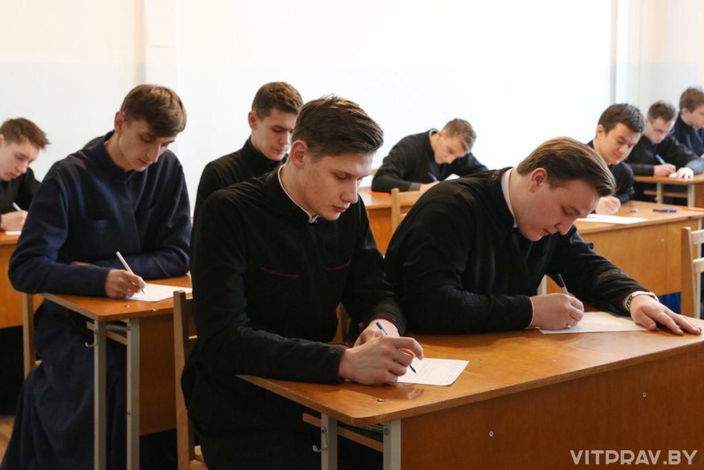 Духовные школы Витебской епархии посетила Комиссия по анализу и совершенствованию учебно-воспитательского процесса в духовных учебных заведениях Белорусского Экзархата