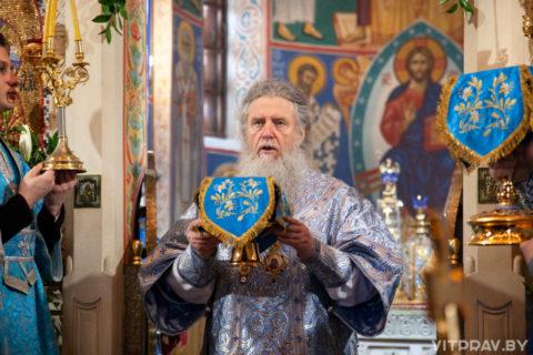 Благовещение Пресвятой Богородицы в 2021 году