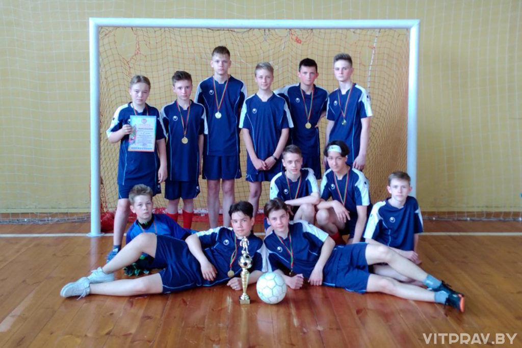 В Витебске состоялся пасхальный турнир по мини-футболу