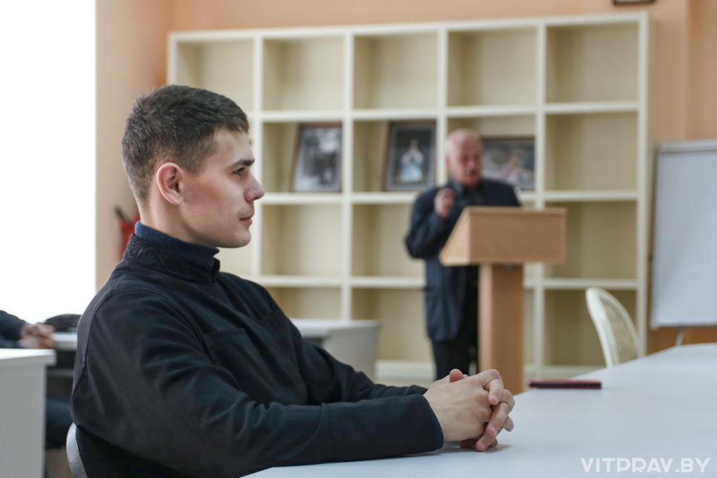 В Витебской духовной семинарии прошла конференция, освященная 800-летию со дня рождения святого благоверного великого князя Александра Невского