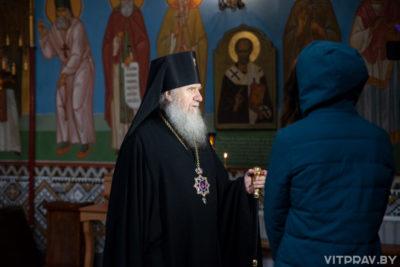 Архиепископ Димитрий поздравил верующих с праздником Светлого Христова Воскресения