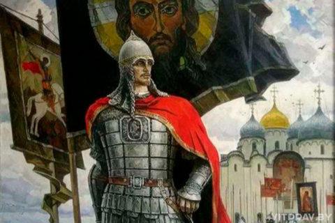 Программа празднования 800-летия со дня рождения святого благоверного великого князя Александра Невского в городе Витебске 2-4 июля 2021 года