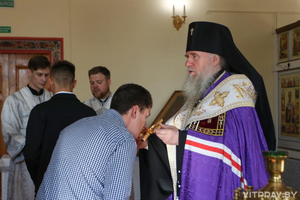 В Витебской духовной семинарии завершился набор 2021 года