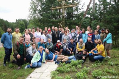 Студенты Витебской духовной семинарии приняли участие в трехдневной всебелорусской встрече участников проекта «Вместе на Планете»