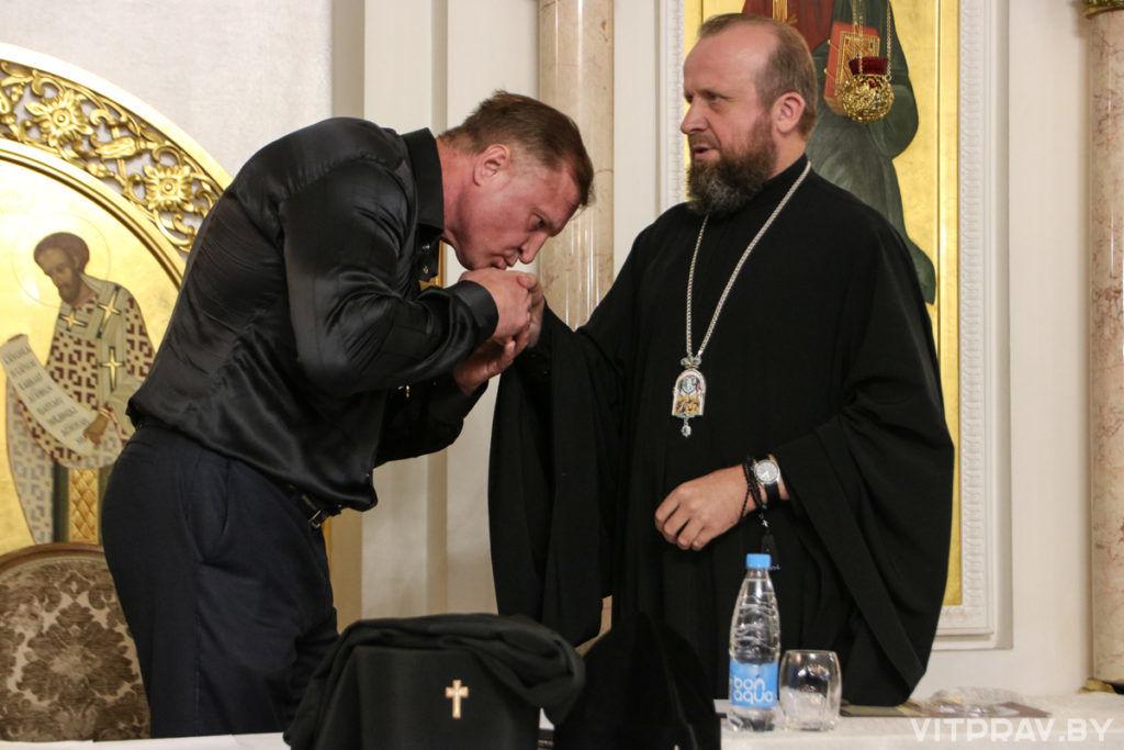 за заслуги перед Православной Церковью