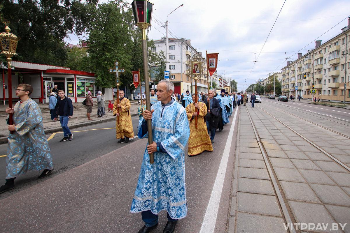 Успение Пресвятой Богородицы в 2021 году. Фоторепортаж